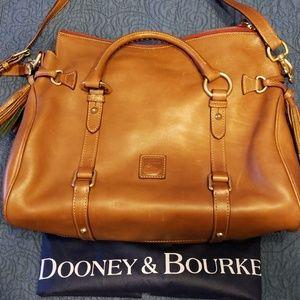 Dooney & Bourke Florentine Vachetta Satchel